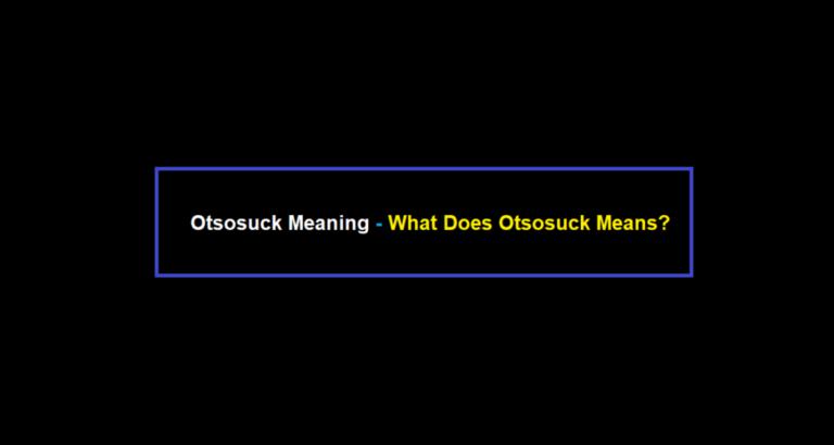 Otsosuck