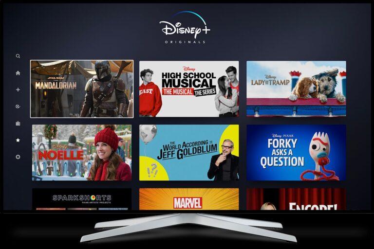 Watch Disney Plus On TV – Disneyplus.com/begin